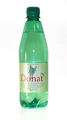Как употреблять воду donat