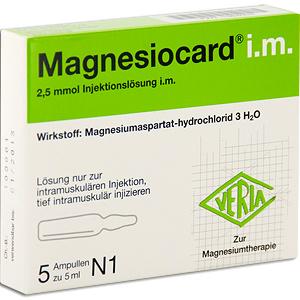 Magnesiocard 10 инструкция на русском