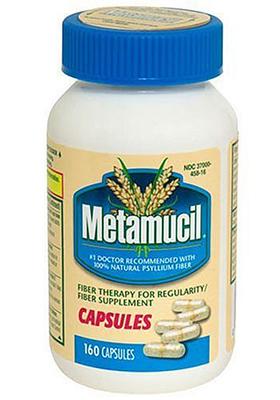 Metamucil инструкция - фото 4