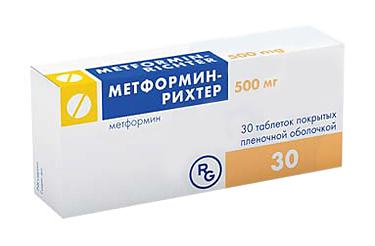 метформин от диабета отзывы
