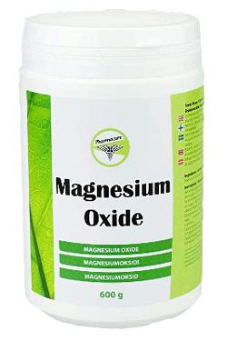 препараты оксид магния
