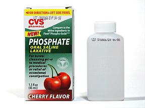 Phosphate Lazative