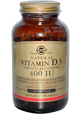 Витамин D3 (колекальциферол)