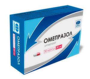 Omeprazole инструкция на русском