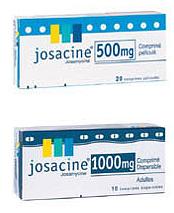 Антибиотики джозамицин при беременности