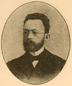 В.М. Островский, автор статьи в ЭСБЕ