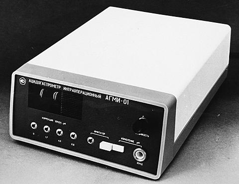 ацидогастрометр АГМИ-01